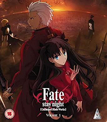 Fate Stay Night - Fate Stay Night